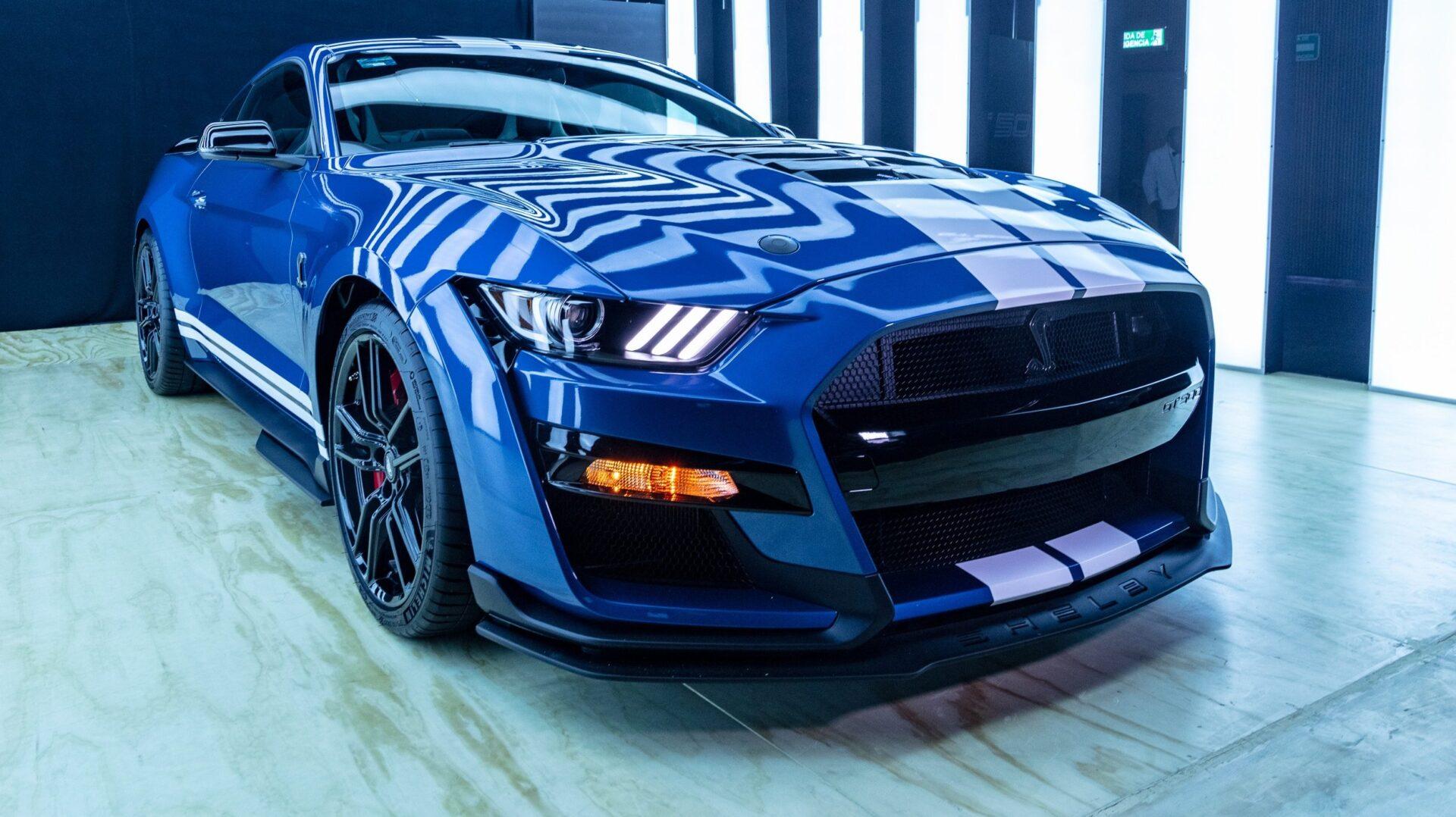 Ford Presenta El Nuevo Shelby Gt500 2020