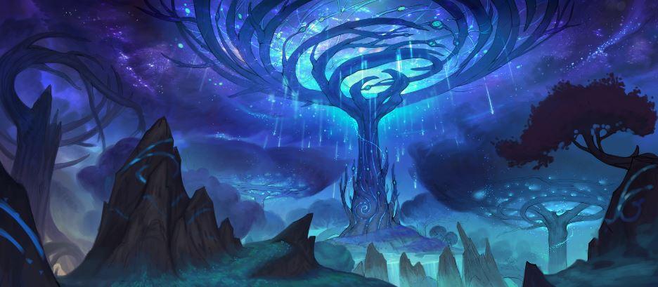 Ardenweald Anima tree