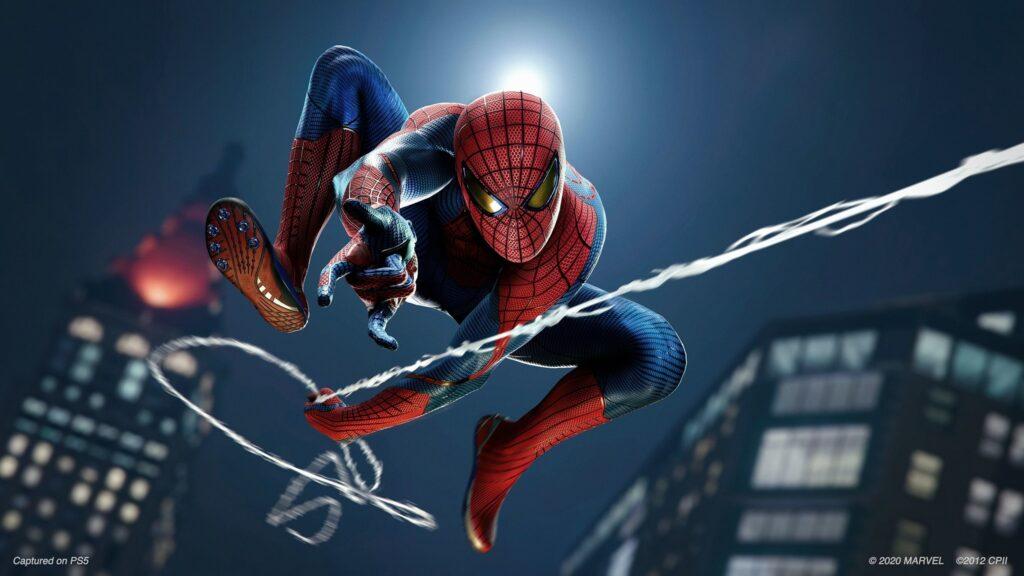 Marvel's Spider-Man: Peter Parker  Miles Morales  Marvel's Spider-Man Remastered ps5