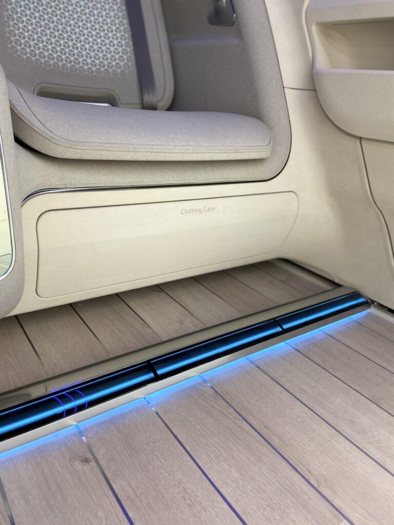 Hyundai y LG llevarán las comodidades del hogar a los autos eléctricos