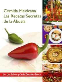 libros de comida