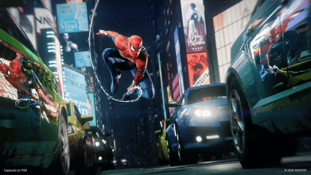 Marvel's Spider-Man: Peter Parker lucirá totalmente diferente en la versión PS5