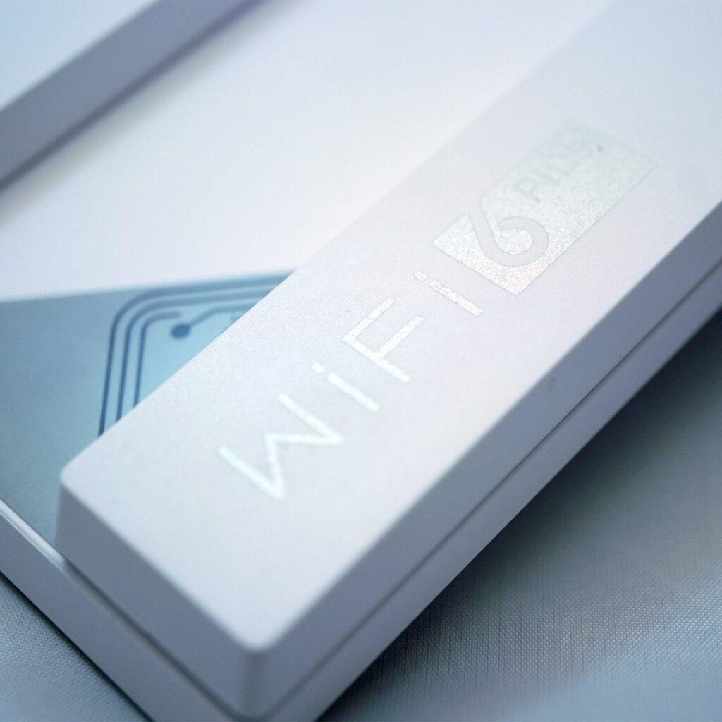 Router Huawei con WiFi 6
