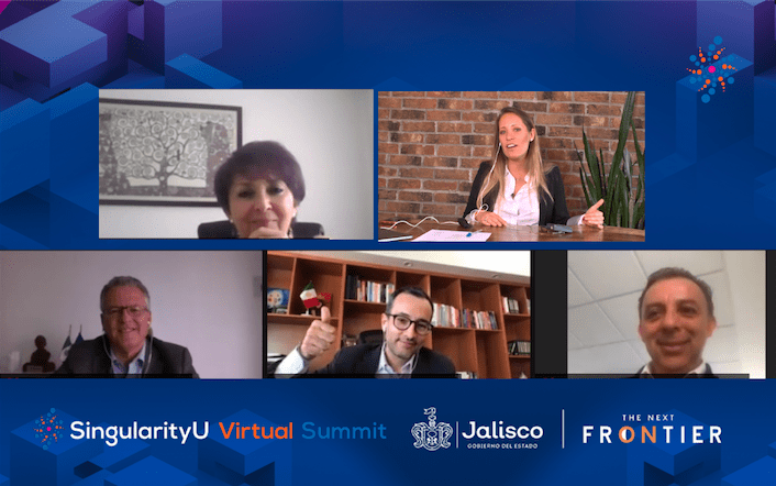 SingularityU Virtual Summit en Jalisco 2020 te enseñará a transformar tu negocio