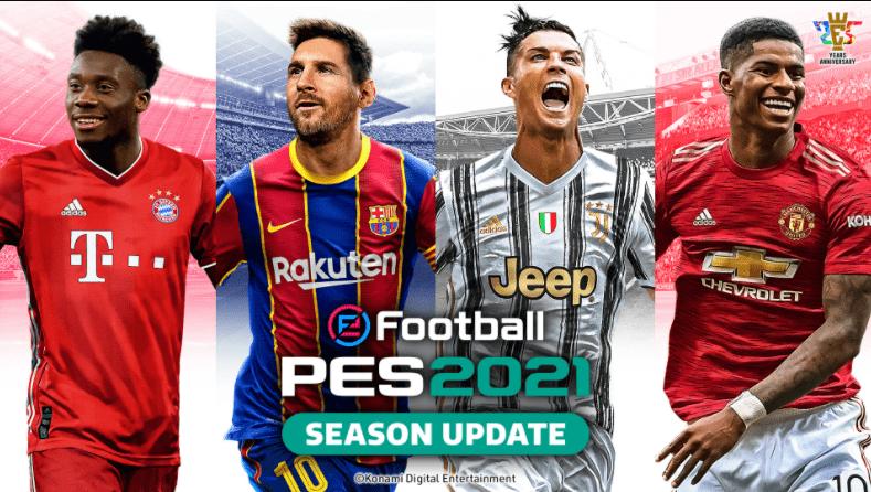 Konami anuncia su asociación SS Lazio para eFootball PES 2021