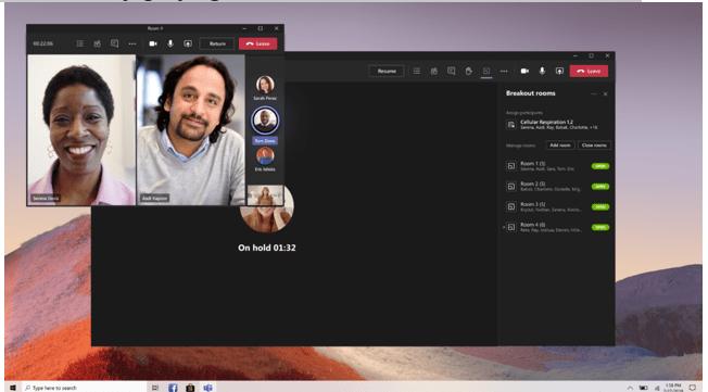 Microsoft Teams nuevas maneras de celebrar las fiestas de fin de año