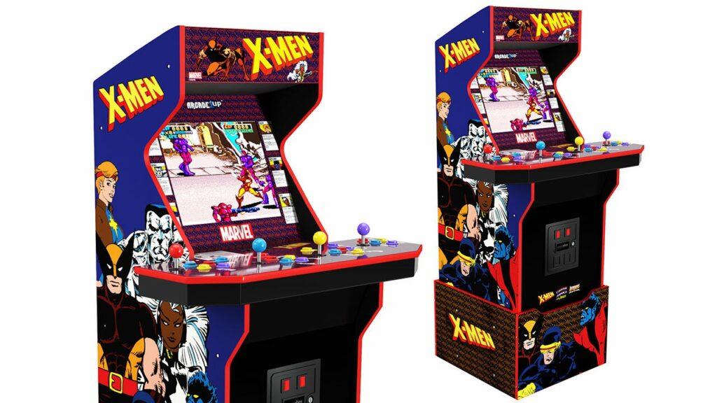 CES:2021 así luce el arcade de Xmen de Arcade1Up