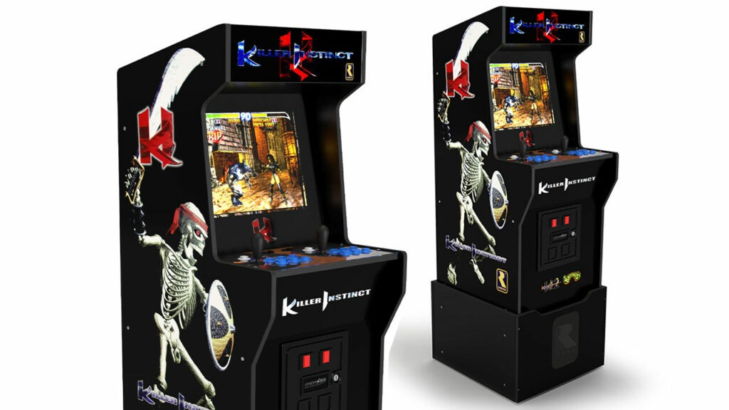 #CES2021 la nueva Killer Instic de Arcade1Up