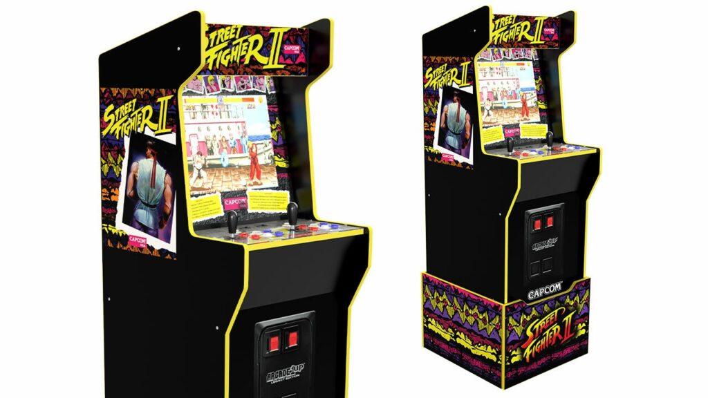 #CES2021 Strre Figther II no podía faltar con Arcade1Up