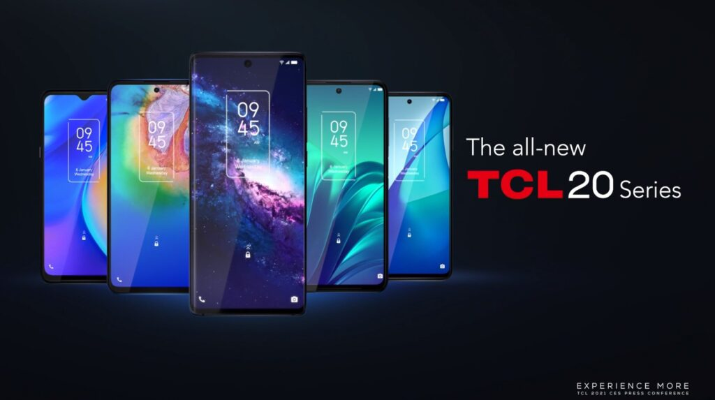 TCL 20 Series