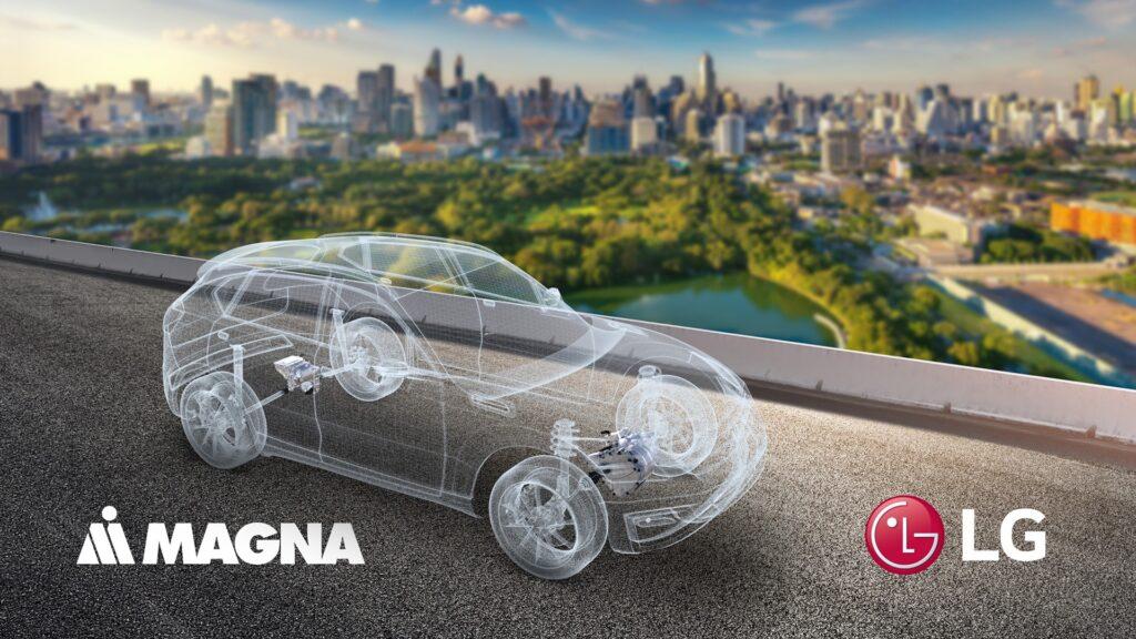 CES 2021 DÍA 2 Magna LG