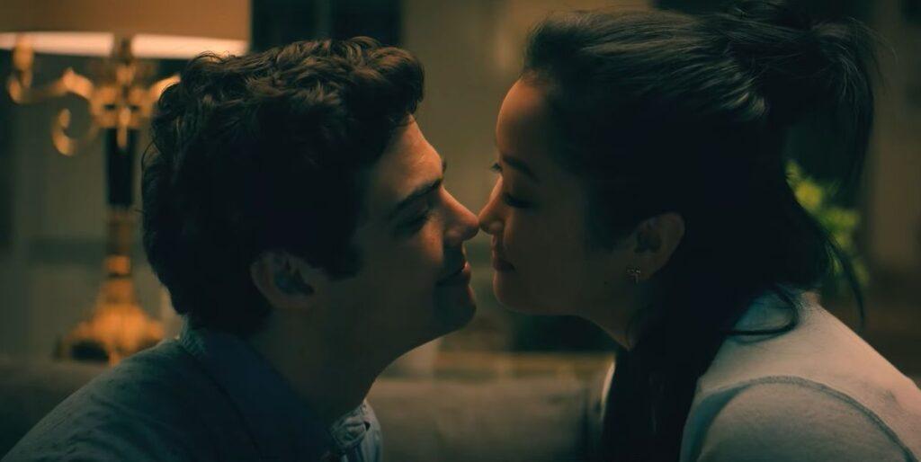 Top 5 mejores películas románticas de Netflix