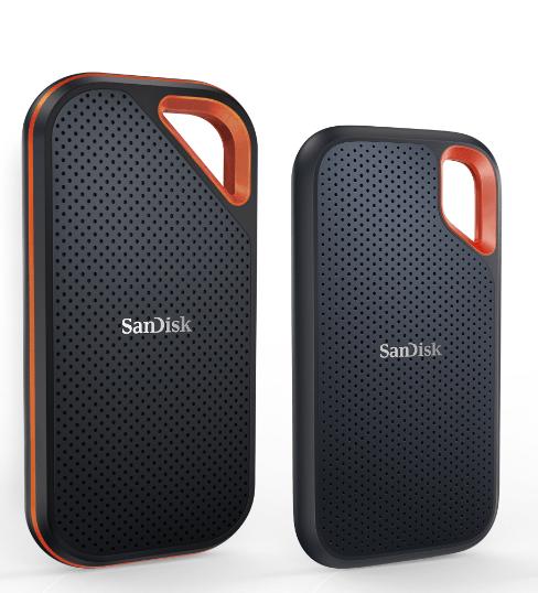Western Digital SSD portátiles