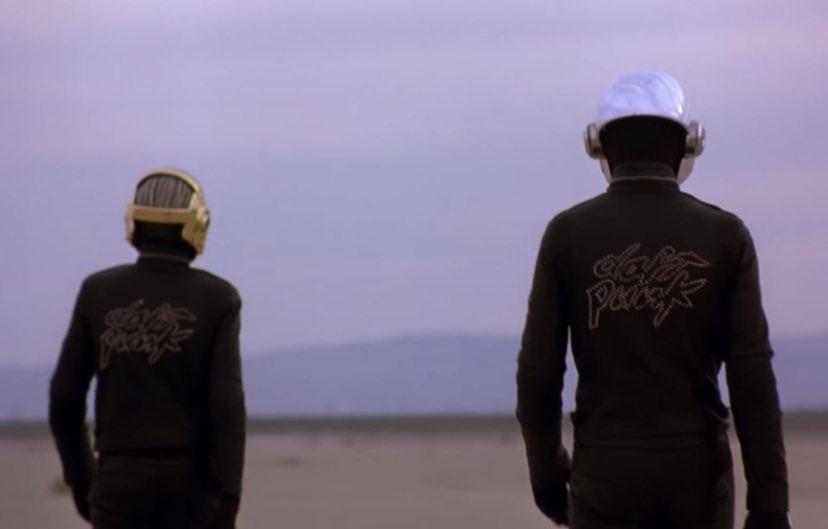 Daft Punk dúo francés