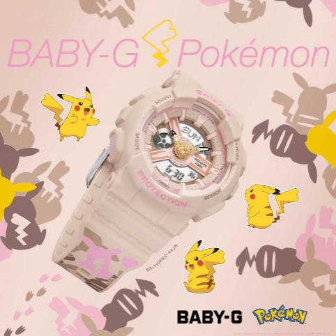Pokémon y Casio