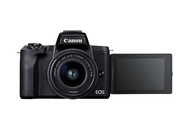 Canon streaming