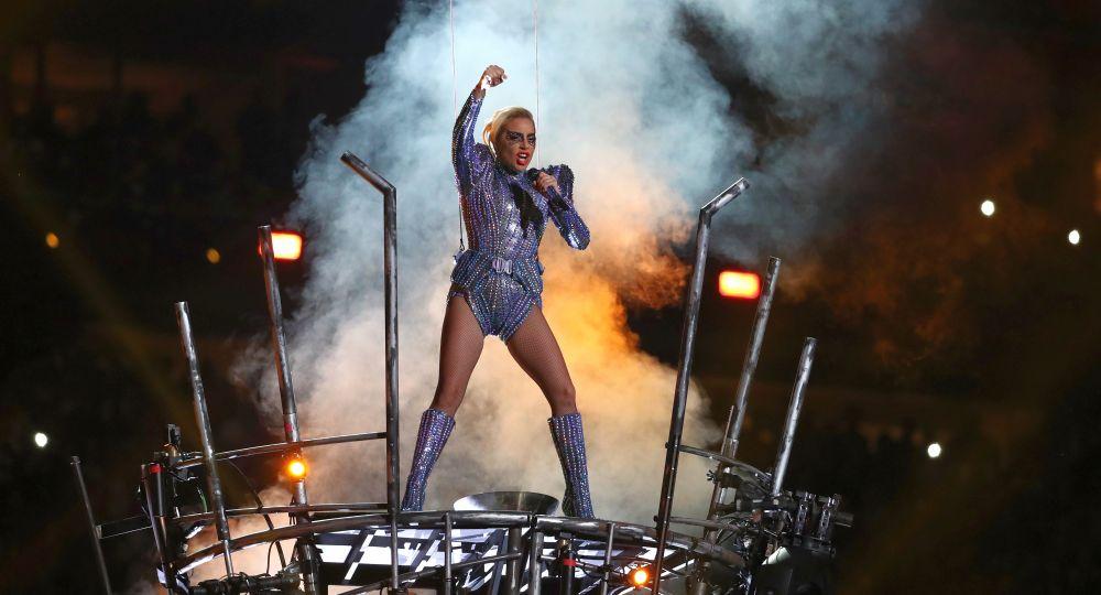 Lady Gaga redes sociales