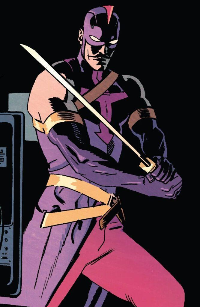 Duquesne aparecerá en serie de Hawkeye
