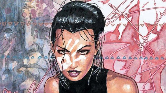 Maya López en los cómics