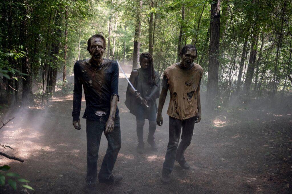 The Walking Dead temporada 10 en netflix