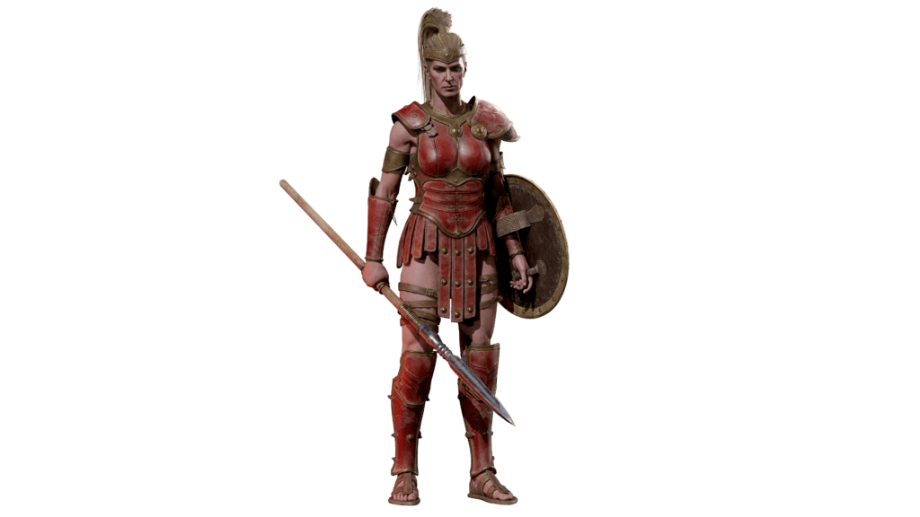 Alfa Técnica para PC de Diablo II: Resurrected amazona