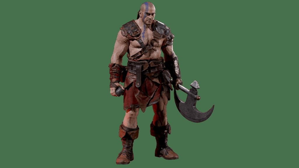 Alfa Técnica para PC de Diablo II: Resurrected