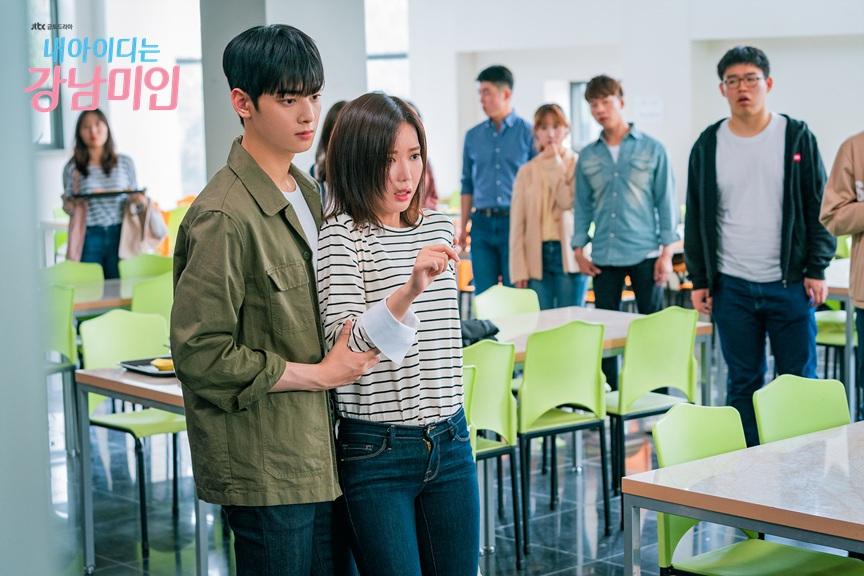 Series coreanas disponibles de forma gratuita que tienes que ver.   Mi identificación es belleza de Gangnam