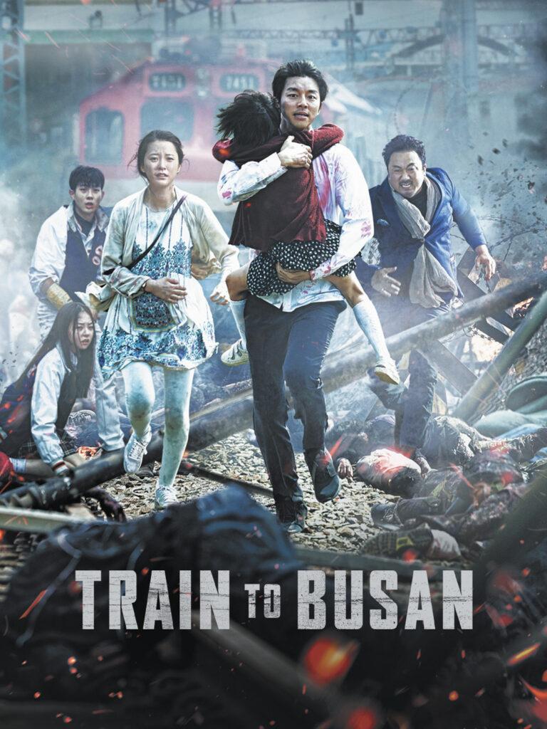 Tren a Busan una de las películas coreanas de zombies que puedes ver en Netflix.