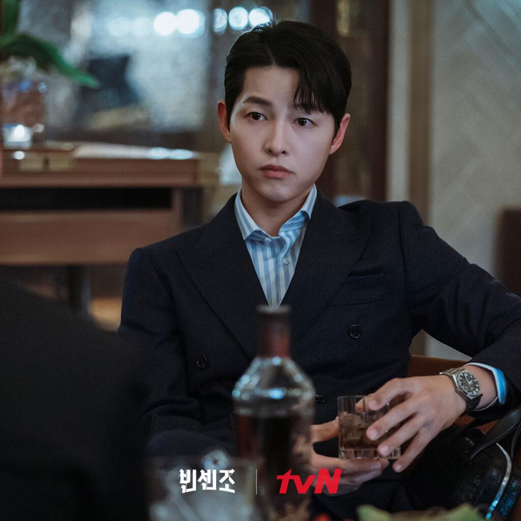 Vicenzo el drama coreano que estrena este mes en Netflix sus nuevos episodios.