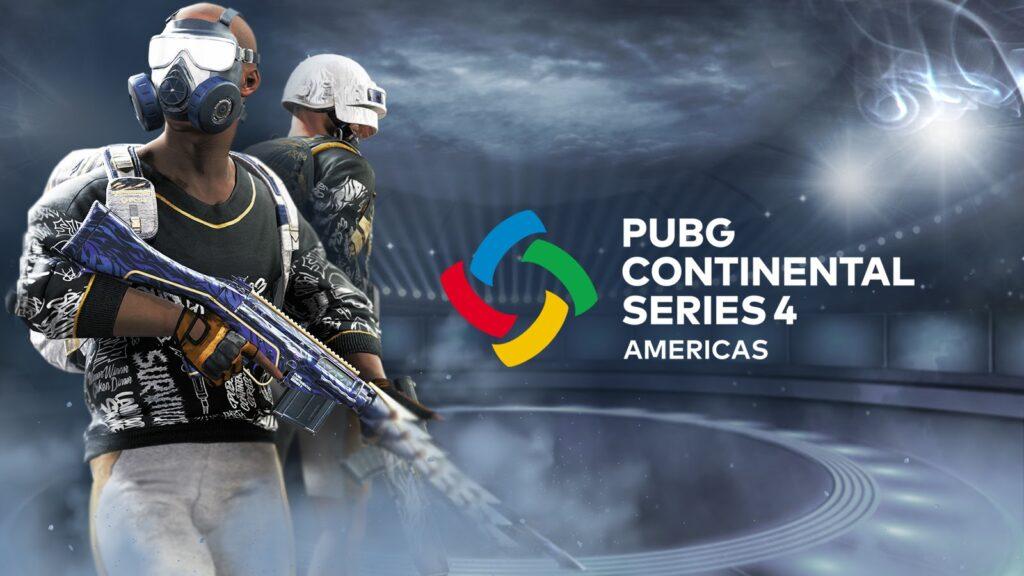 PUBG Continental Series 4 1