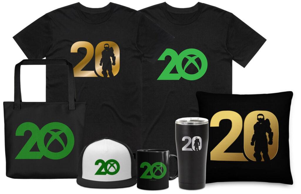 Xbox Cumple sus 20 2