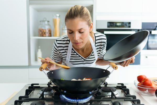 Cocinar en casa 1