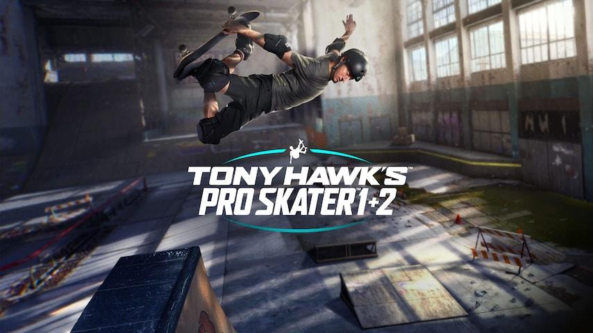 Tony Hawk's videojuego