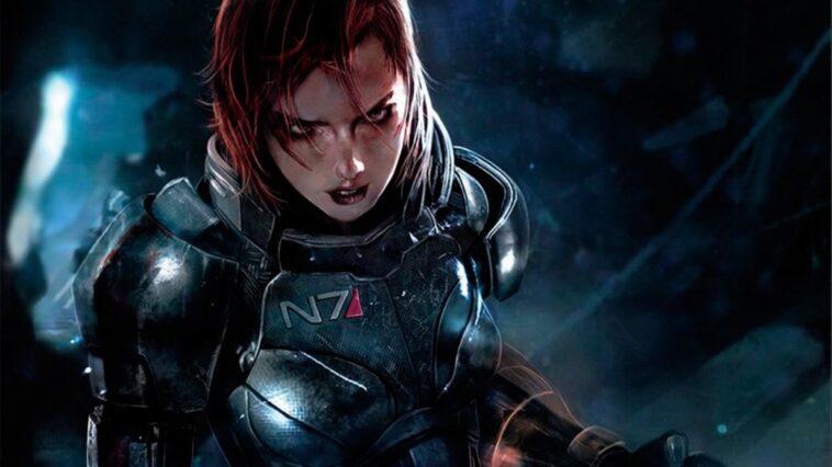 videojuego Mass Effect