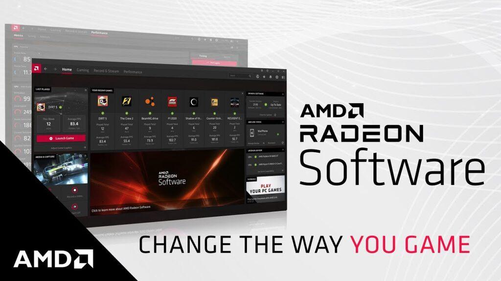 tecnologías Radeon