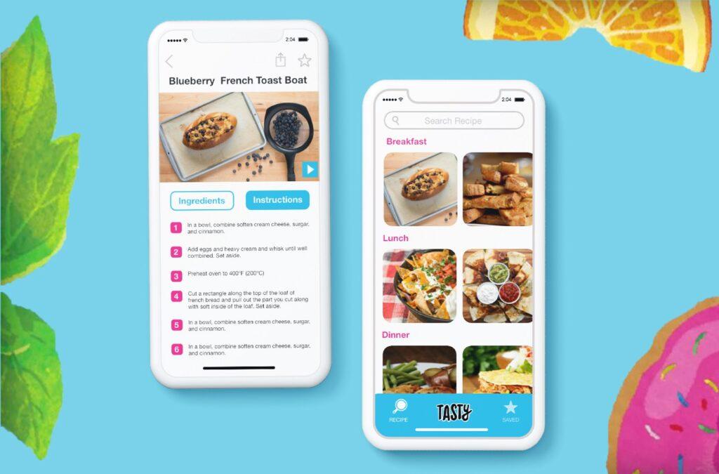 Apps cocinar Tasty