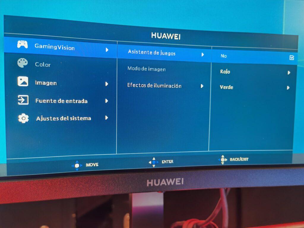 Huawei MateView GT OSD 03