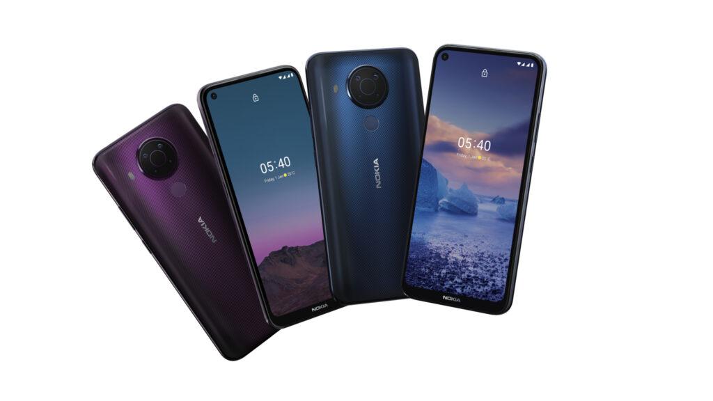 smartphones y accesorios Nokia