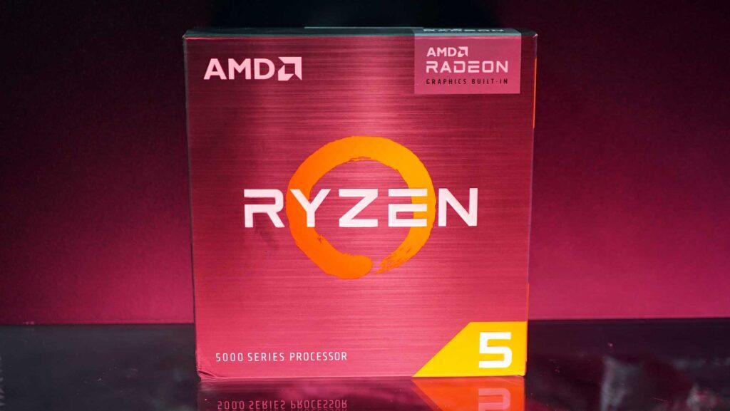 Caja AMD