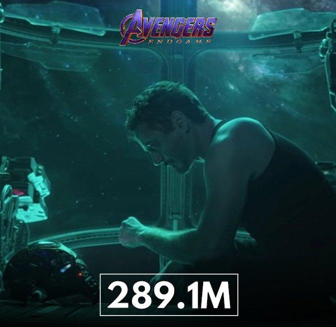 Avengers: Endgame tráiler
