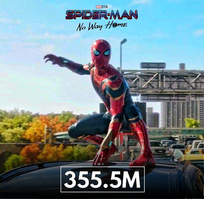 """Spider-Man: No Way Home"" bate récord"