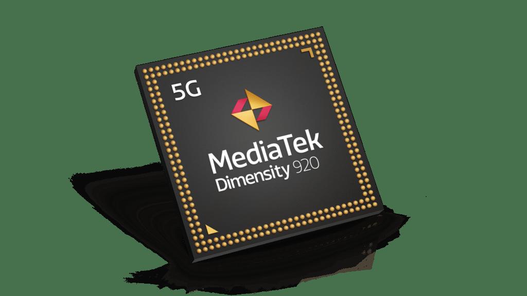 Mediatek Dimensity 920 5g