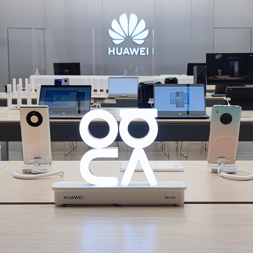 Huawei Experince store Monterrey
