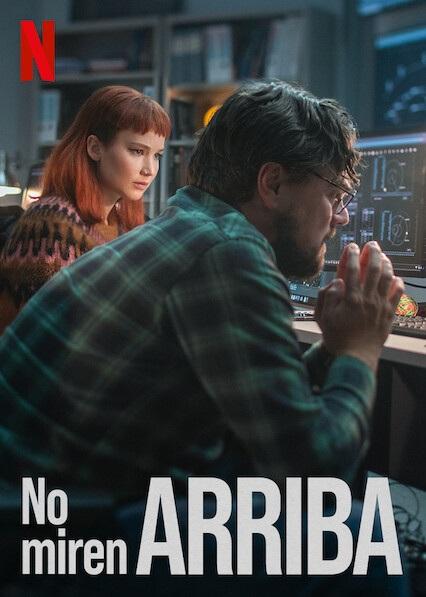 no miren arriba Netflix estreno