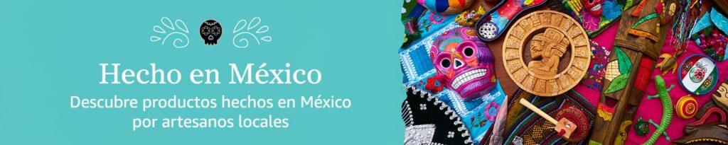 tienda de artesanos mexicanos hecho en México Amazon Handmade