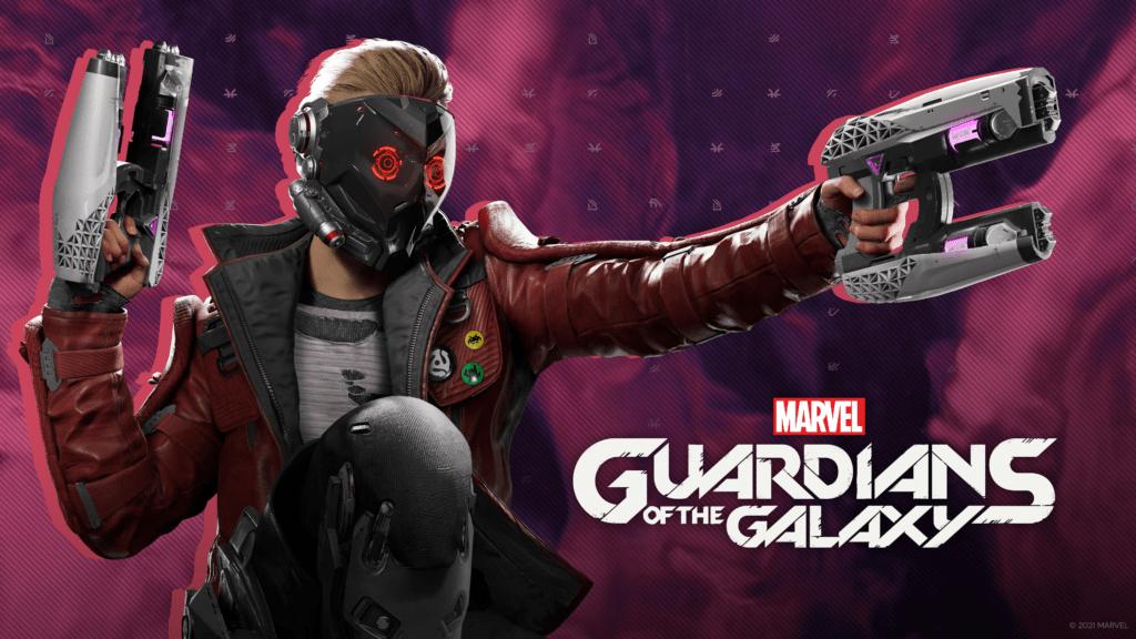 Marvel's Guardians of the Galaxy tráiler
