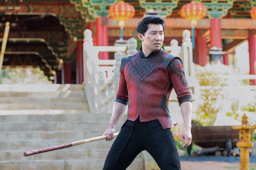 Shaun es el superhéroe Shang-Chi