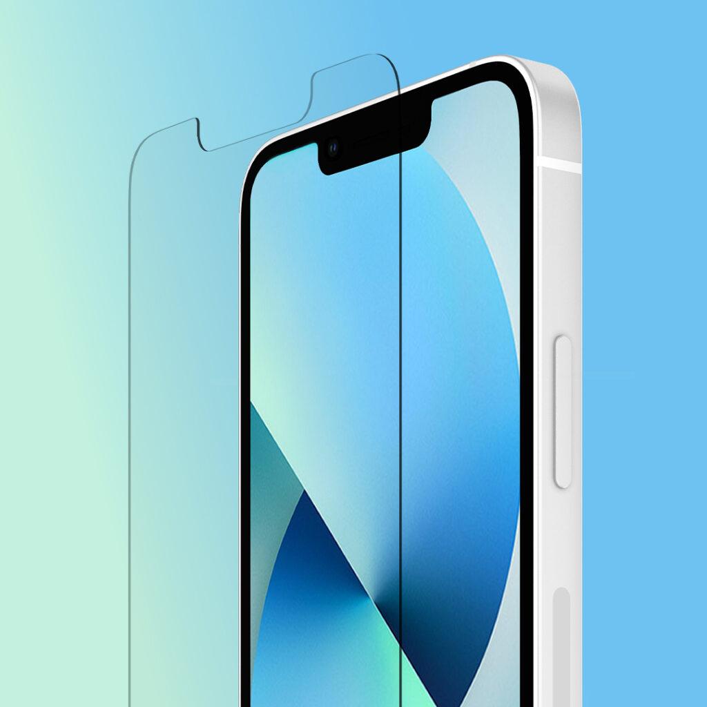 Proteggi schermo Belkin per iPhone 13