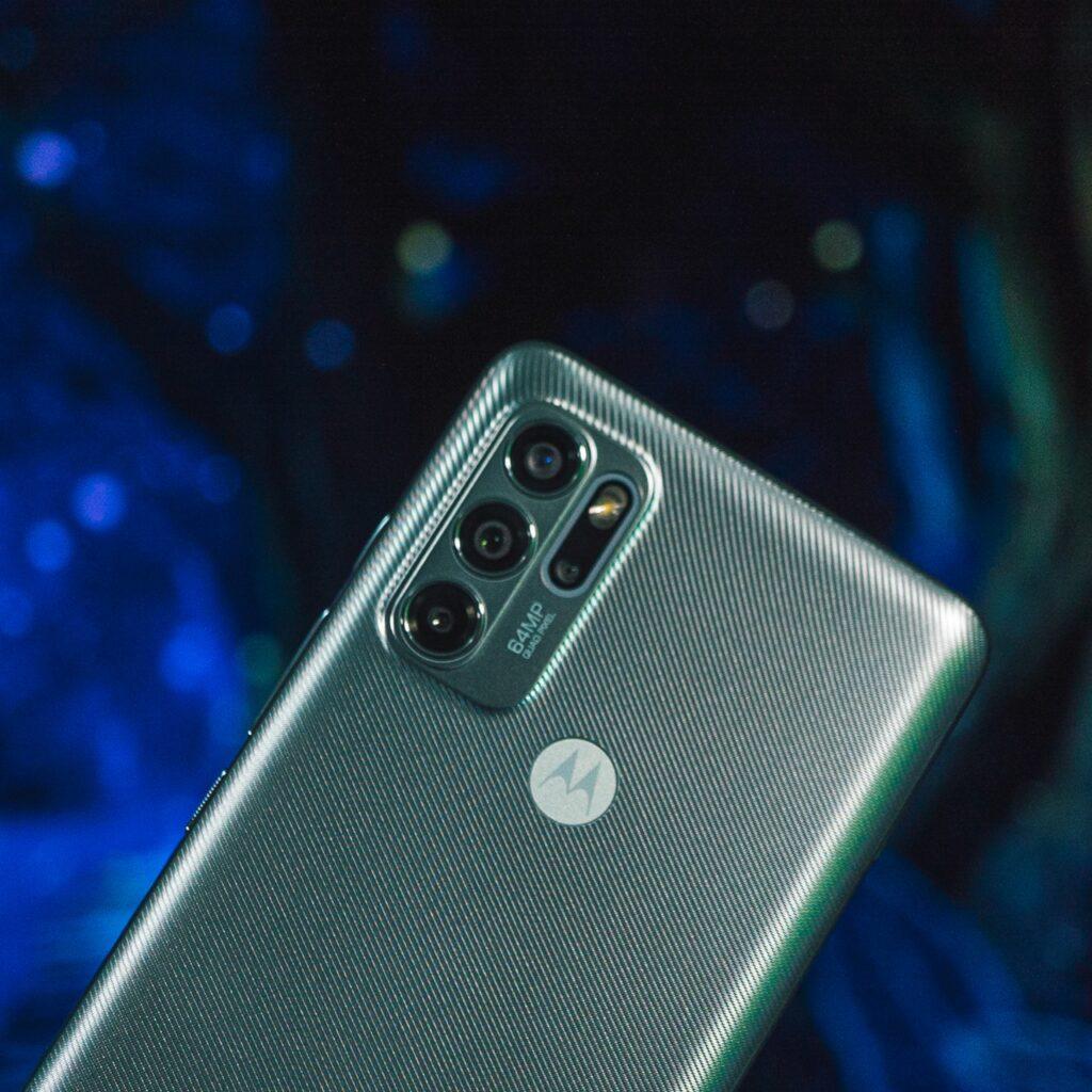 Motorola G60S - Cámara
