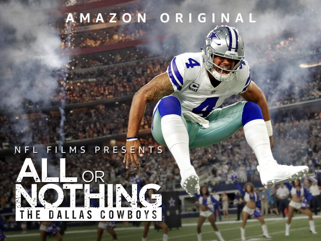 All or Nothing NFL Dallas